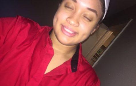 Behind the uniform: Jaida Alexis