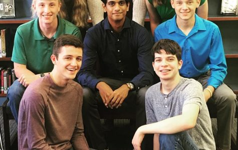 Students Receive National Merit Honors
