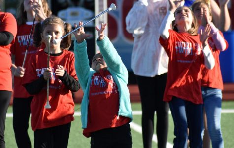 Majorettes Host Annual Clinic