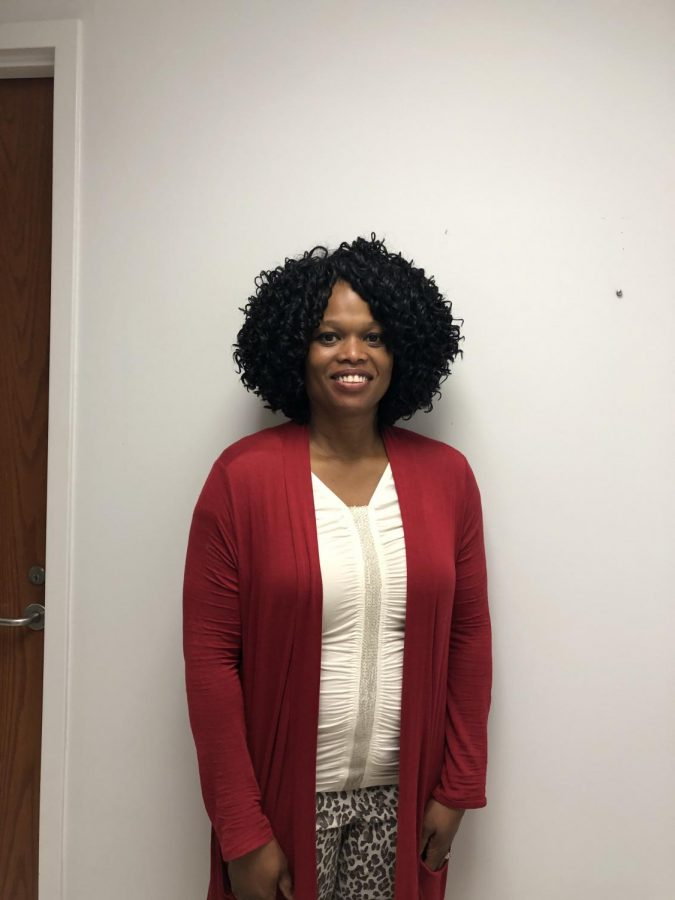 Meet the New Assistant Principal: Michelle Burnett