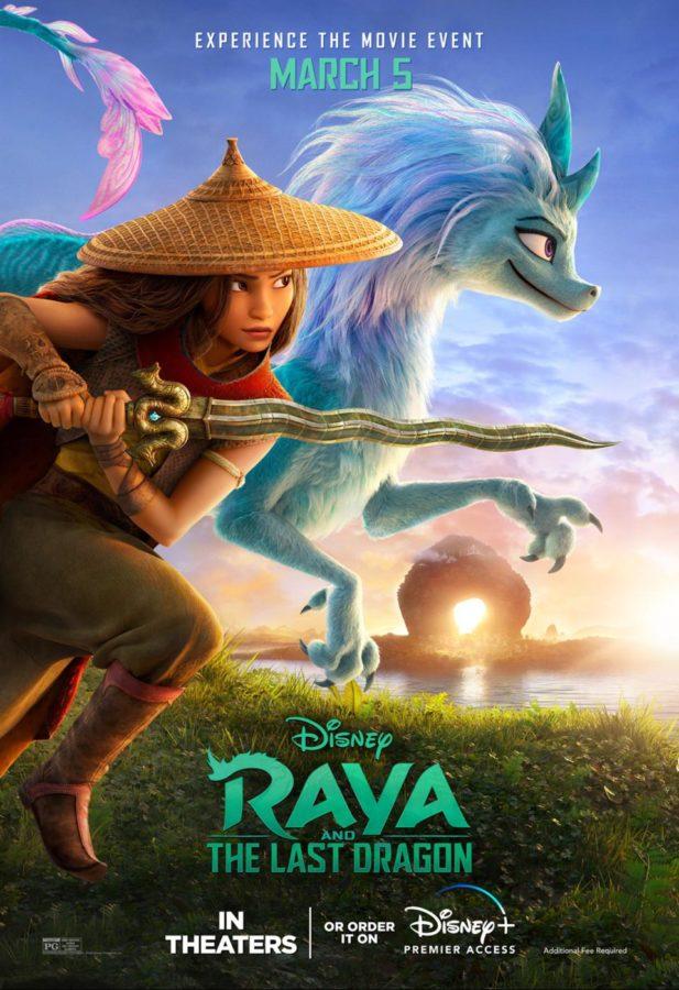 Raya and the Last Dragon: Disney's Newest Princess