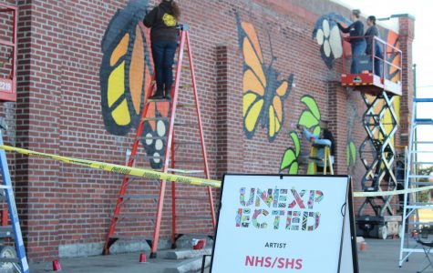 Street Art Unifies Town