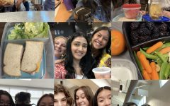 Images submitted by club members participating in Meatless Monday, Tupperware Tuesday, and Water-Bottle Wednesday.